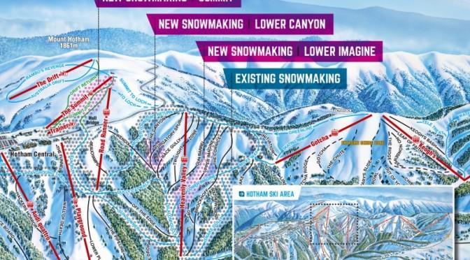 Hotham Invests $4.4 Million in Snowmaking
