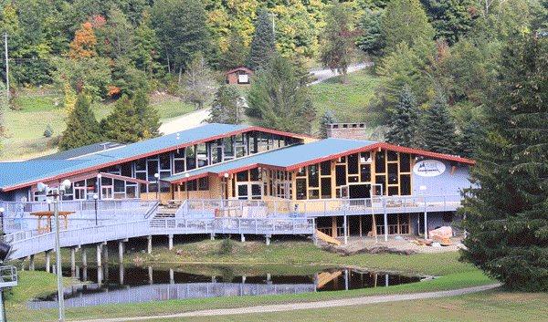 Connecticut's Mohawk Mountain Expands Base Lodge