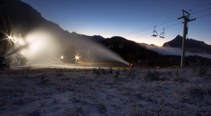 Western Canada Enters Ski Season This Week