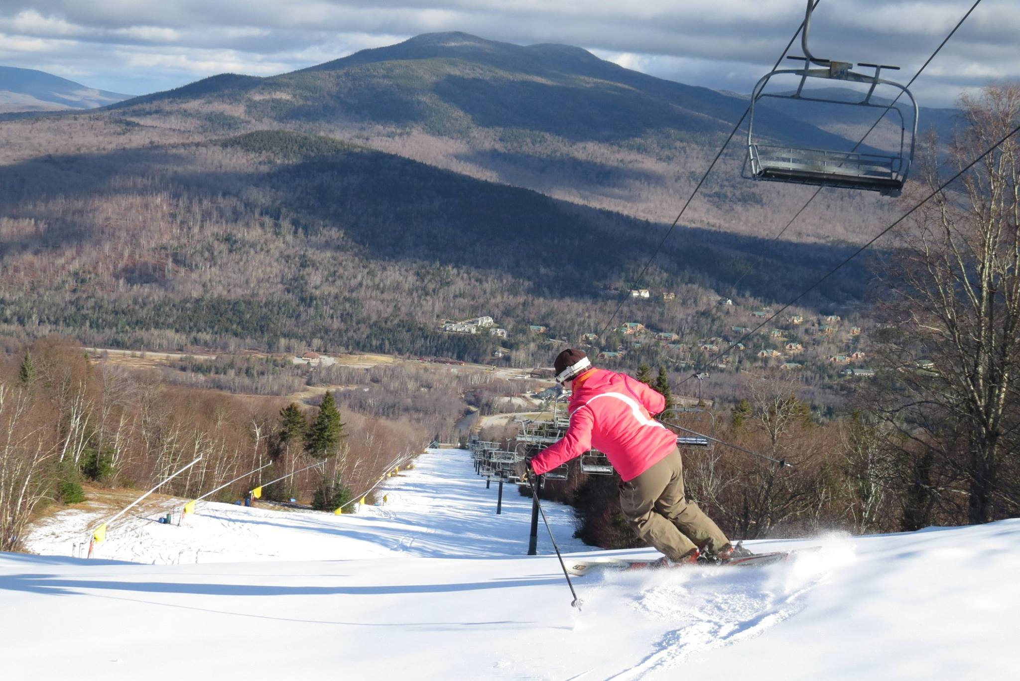 bretton woods opens tomorrow with free skiing | first tracks