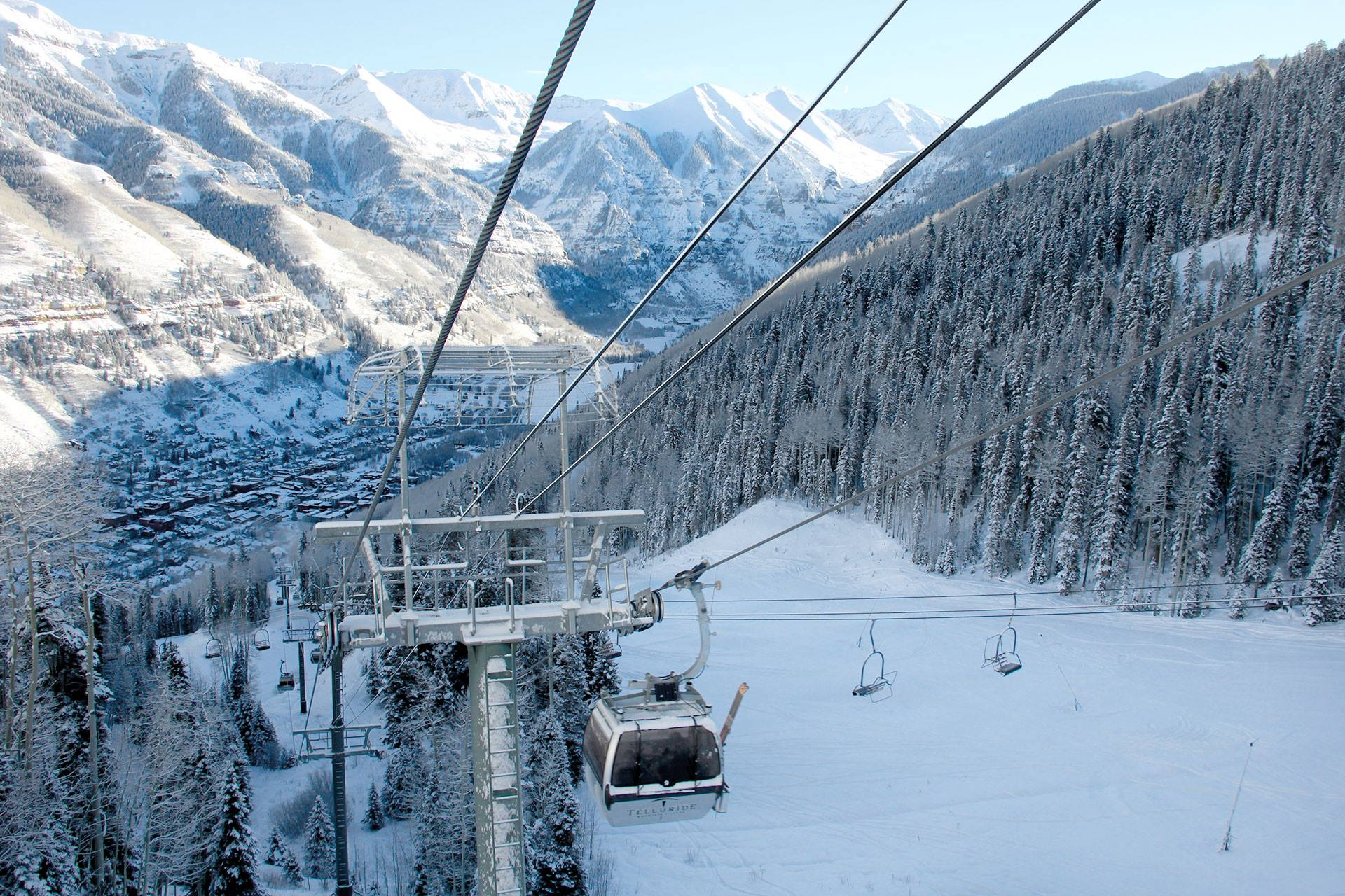 unionized telluride ski patrollers approve contract | first tracks