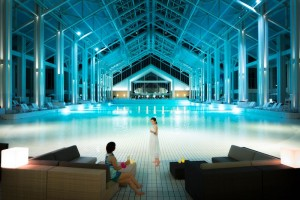 (file photo: Hoshino Resorts Tomamu, Japan)
