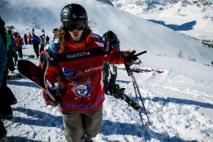 Sage Cattabriga-Alosa (photo: Mora Banc Skier's Cup)