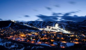 Park City, Utah will offer all the skiing and riding without the Sundance crowds this MLK weekend. (file photo: Park City Chamber Bureau)
