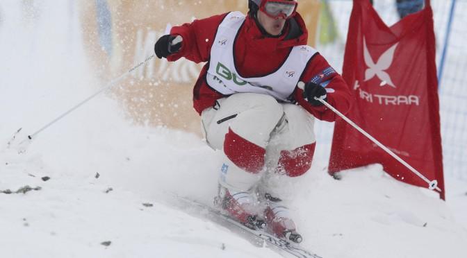 U.S. and Canadian Moguls Teams Prepare for Season Opener