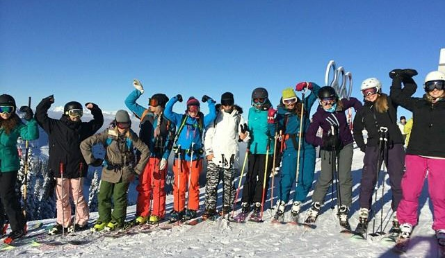 International Women's Ski Day Returns