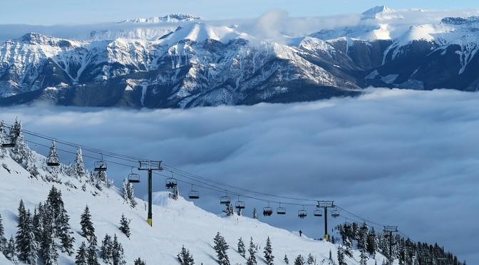 Kicking Horse Mountain Resort (file photo: FTO/Martin Griff)