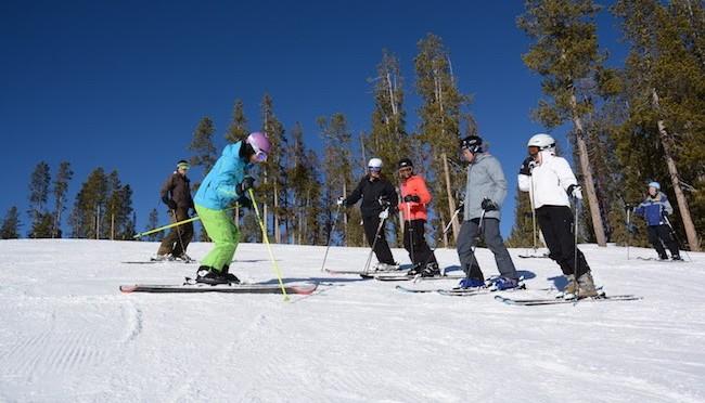 Lisa Densmore Ballard to Teach Women's Ski Event at Sun Valley