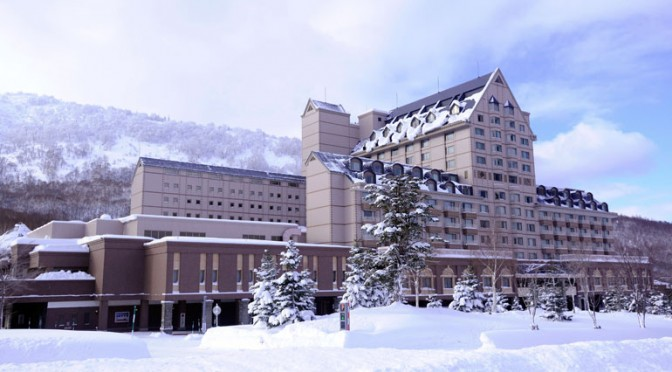 The Sheraton Hokkaido Kiroro Resort. (photo: Sheraton Hotels & Resorts)