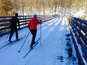 Ski de Fond (photo: FTO/Alan Wechsler)
