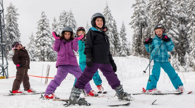 Family Day at Mt. Seymour