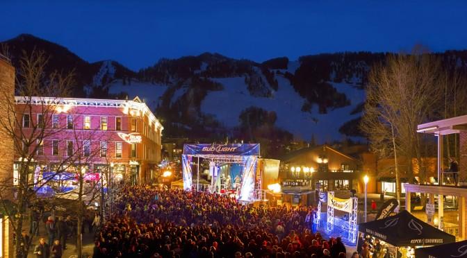 Aspen Snowmass Announces Free Bud Light Hi-Fi Concert Series Line-Up