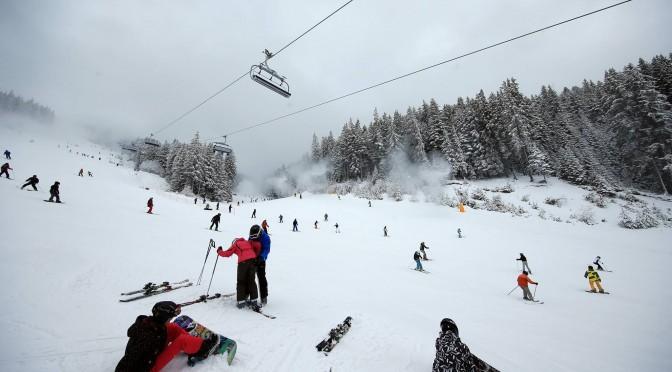 Skier Dies at Bansko
