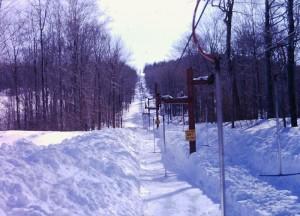Big Tupper in snowier times in 1971. (file photo: Big Tupper)