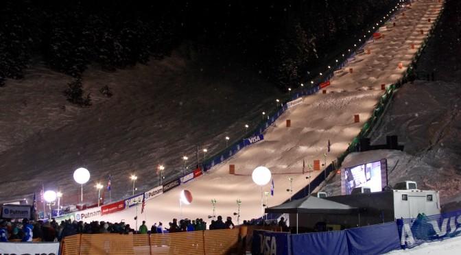 Australian Skier Breaks Kingsbury's Moguls Win Streak