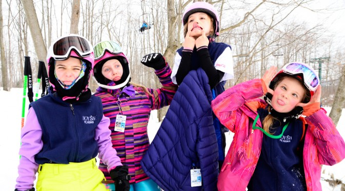 Kids are King at Boyne Mountain's Kids' Festival Weekend