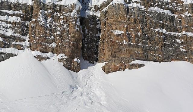 Targhee Skier Dies in Cornice Collapse