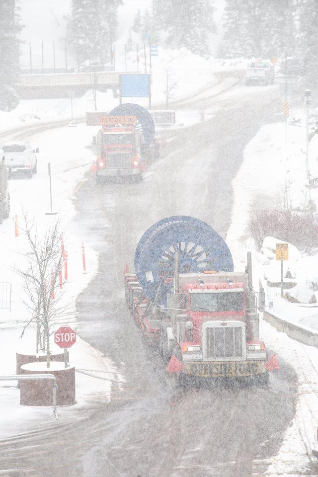 Popular New tram cables arrive at Snowbird photo Snowbird Ski and Summer Resort