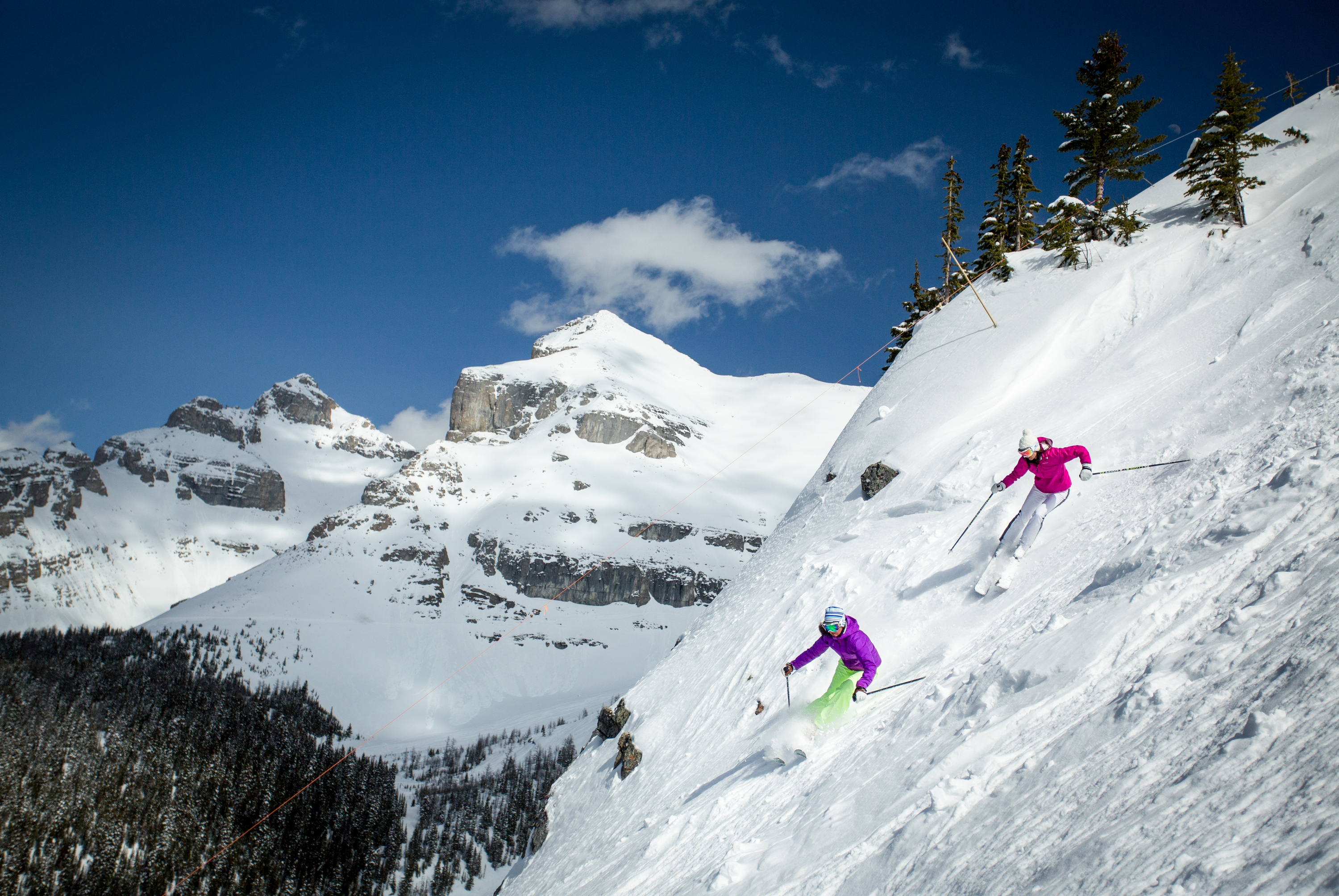 What S New In Banff Lake Louise This Winter First Tracks