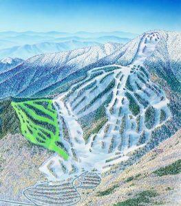 Green Peak (image: Waterville Valley Resort)