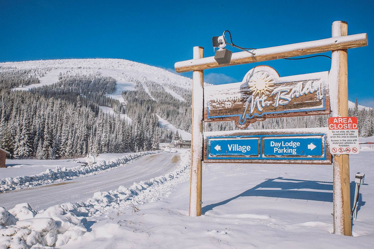 mt. baldy to remain open under new owners | first tracks!! online