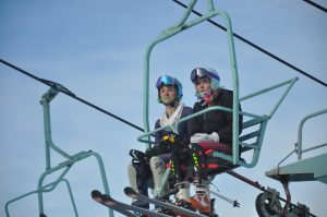 Suicide Six' Chair #1. (file photo: Woodstock Ski Runners)
