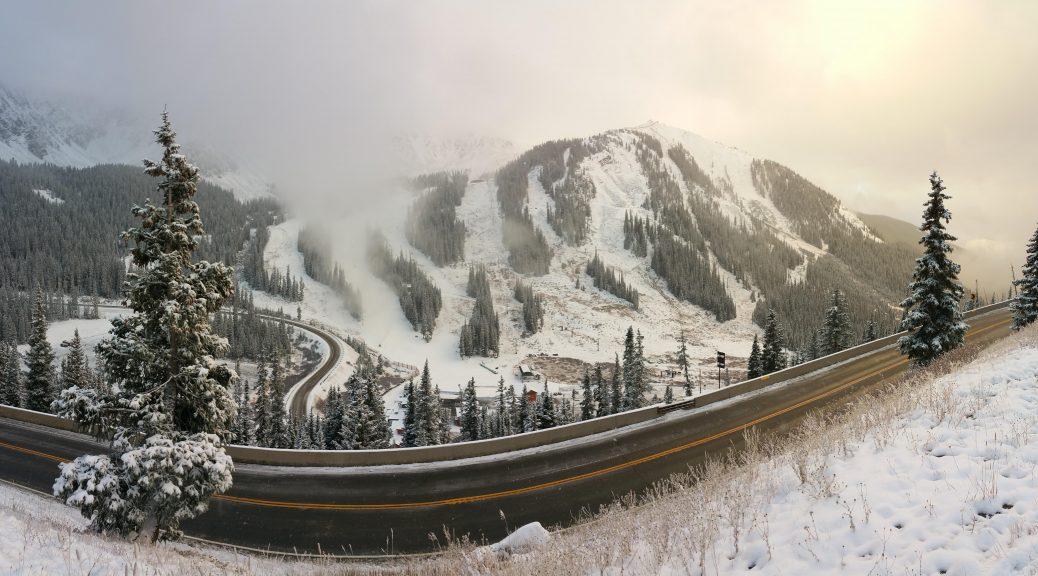 A-Basin this morning. (photo: Dave Camara/Arapahoe Basin Ski Area)