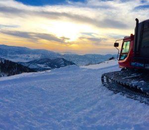 Whisper Ridge in Utah, North America's newest snowcat operator. (file photo: Whisper Ridge Cat Skiing)
