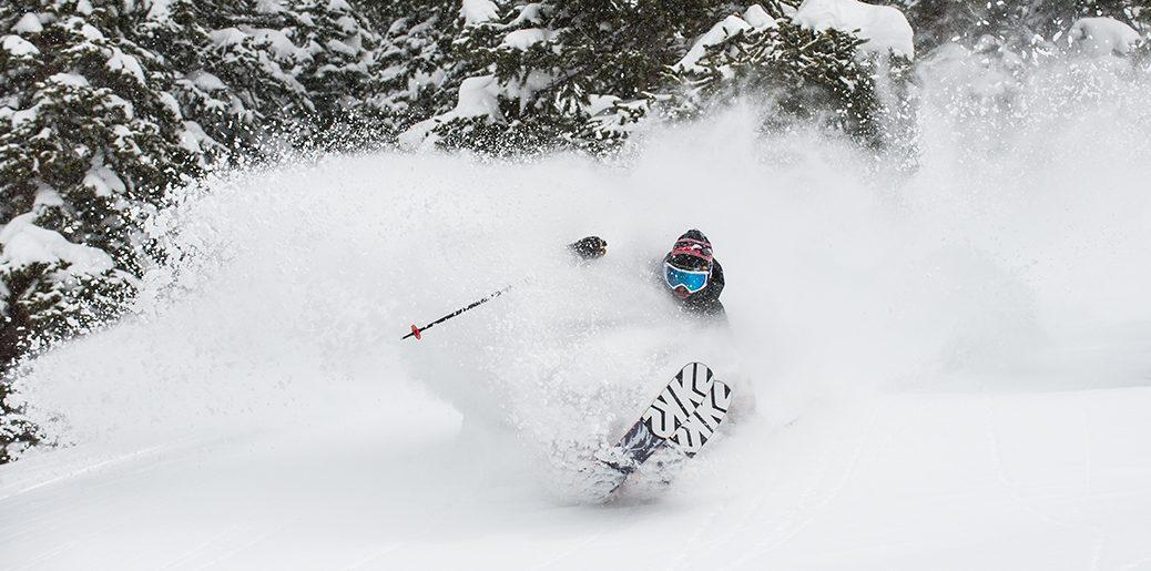 (skier: Sean Pettit; file photo: K2 Skis)