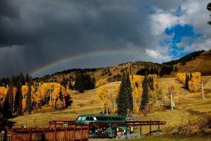 Grand Targhee's new Blackfoot chairlift. (photo: Grand Targhee Resort)