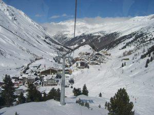 Obergurgl, Austria. (file photo)