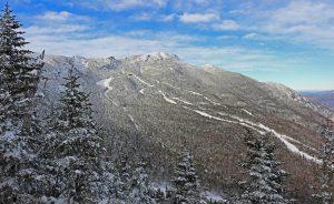 Stowe was ready for winter last week. (photo: Stowe Mountain Resort)
