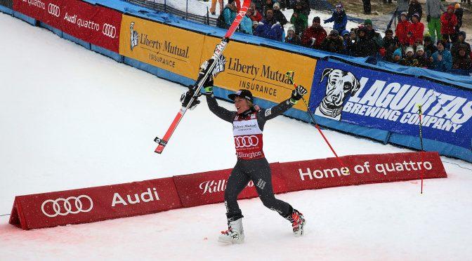 France's Tessa Worley Wins Killington GS