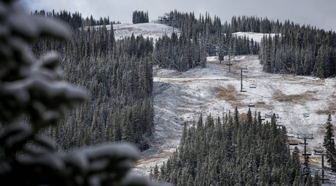 Copper Mountain Delays Opening