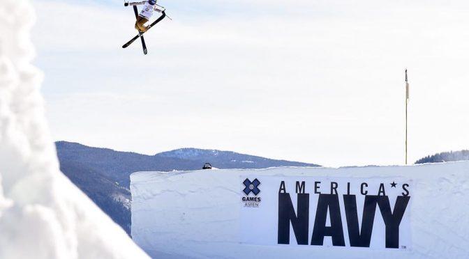 European Skiers Dominate X Games Big Air