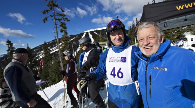 New Skier/Boarder Cross Course Set for TELUS Nancy Greene Alpine Classic