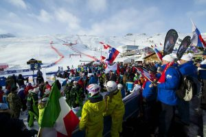 At the FIS 2016 World Cup Finals in St. Moritz. (photo: St. Moritz World Cup)