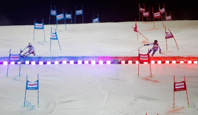 Skiers and Fans Stoked for the Stockholm City Event