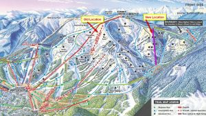 Whitefish Mountain Resort will relocate its Chair 5 this summer.