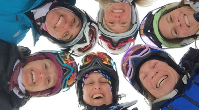 Women's Discovery Camps at Sugarbush Return in Early March