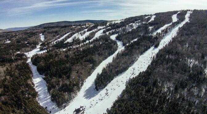 Skier Dies at Snowshoe