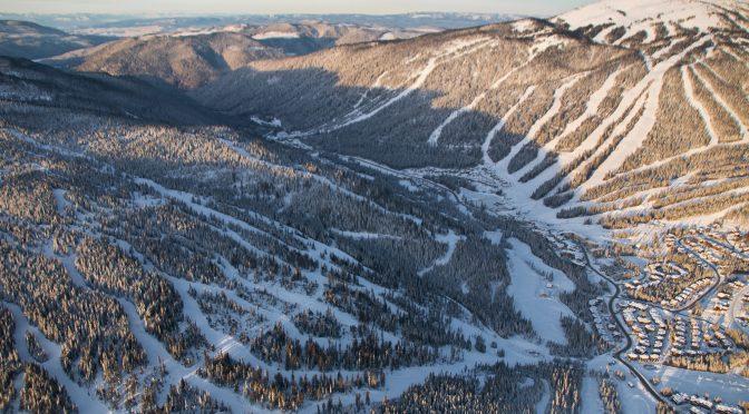 Sun Peaks is B.C.'s Fastest Growing Town
