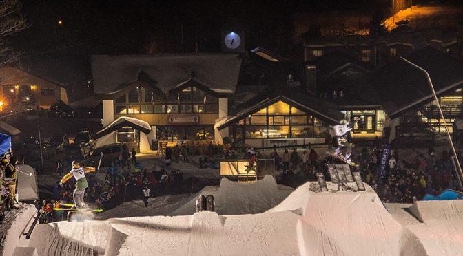 Okemo's Light the Night Rail Jam lifts off this Saturday. (photo: Okemo Mountain Resort)